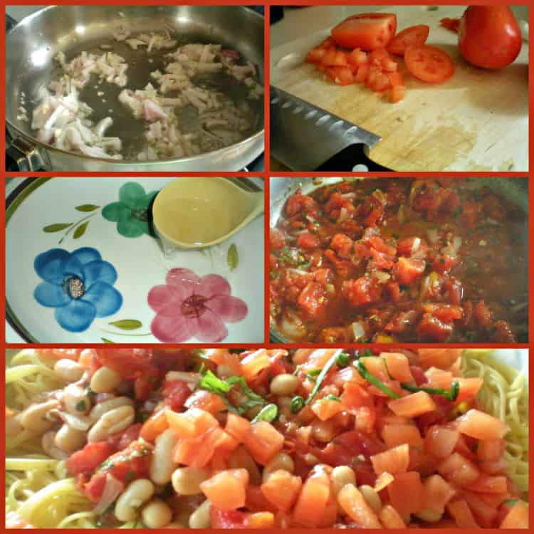 quick easy pasta recipe