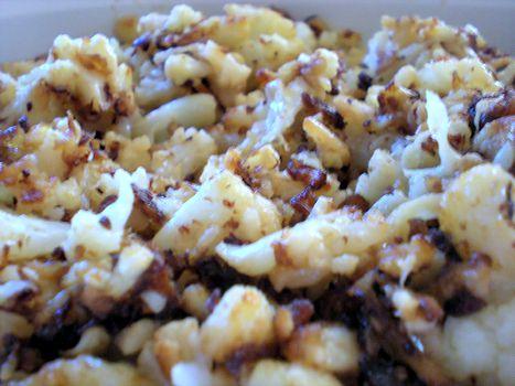 Fried Cauliflower Recipe
