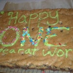Cookie Cake-Mom Got Blog