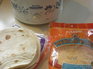 Tortillas & Cheese