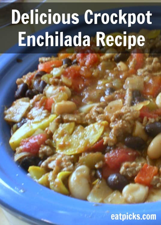 crockpot enchilada recipe