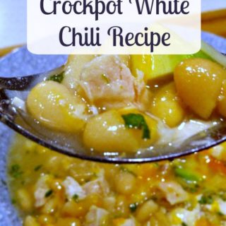white chili crockpot recipe