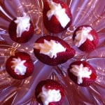 Stuffed Strawberries: Impressive Dessert for Any Occasion | Mom Got Food