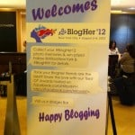 Sessions, Sessions, Sessions! A BlogHer12 Recap
