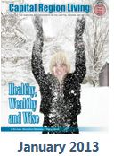 Capital Region Living MagazineJan2013