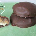 Homemade Tagalong Cookies