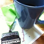 Wordless Wednesday: Half Marathon Style