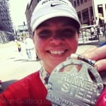 Pittsburgh Half Marathon Runner of Steel medal