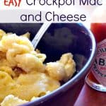 Easy Crockpot Mac and Cheese Recipe