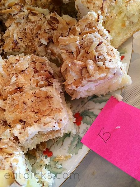 almond torte taste test b