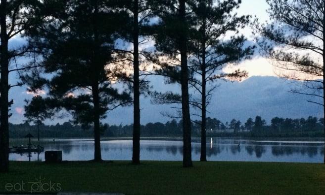 sunset nature preserve NC