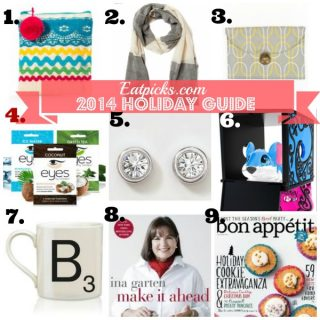 2014 Holiday Guide eatpicks collage