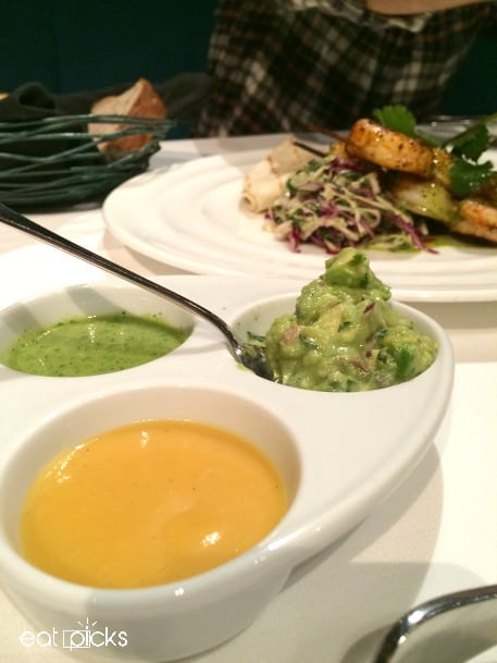 mesa grill dipping sauces