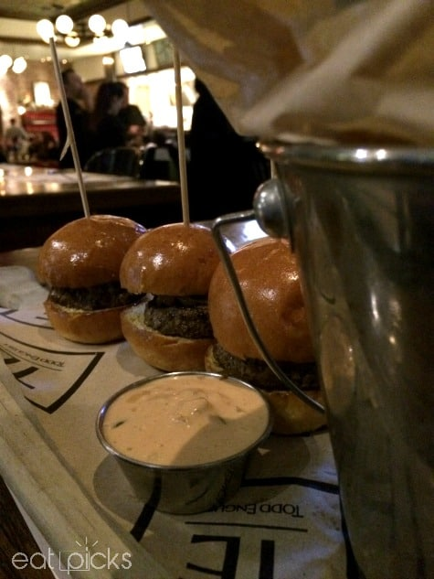 todd english pub sliders