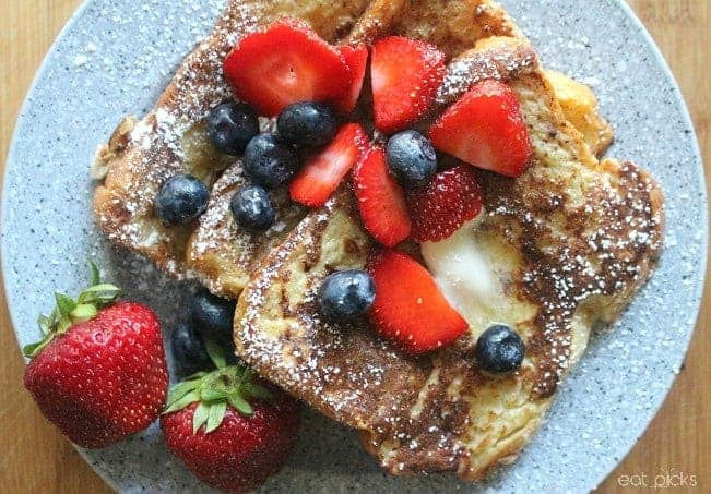 Brioche French Toast | Eat Picks