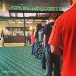 Friday Coffee Talk : The Starbucks Line