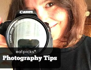 Photography Tips Side Bar Button