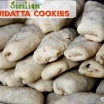 Cujidatta Cookie Recipe