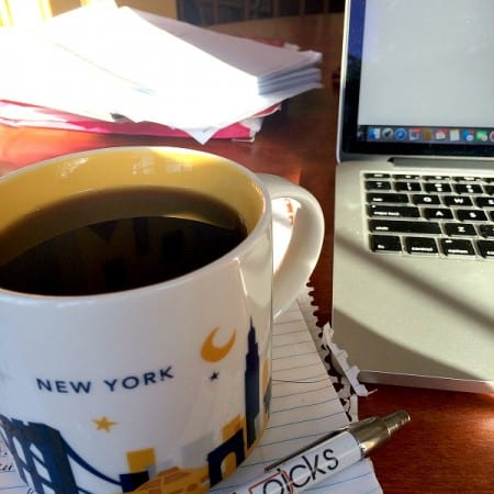 Starbucks Coffee Mug New York for a big cup of coffee