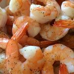 Easy Oven Roasted Shrimp