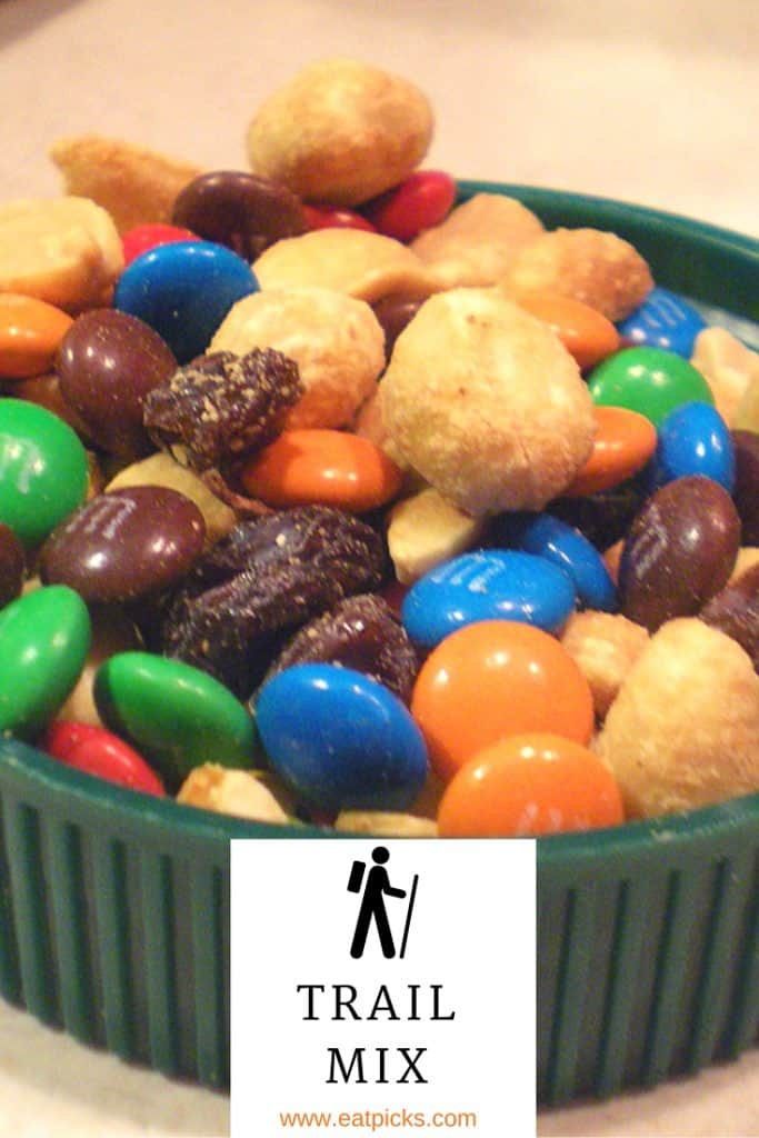 Easy 3-step diy homemade trail mix will save you some serious money and you can customize to include your favorite flavors.