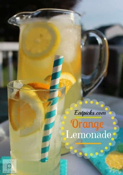 orange lemonade