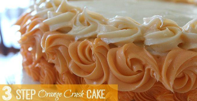I've Got My Orange Crush Cake Recipe