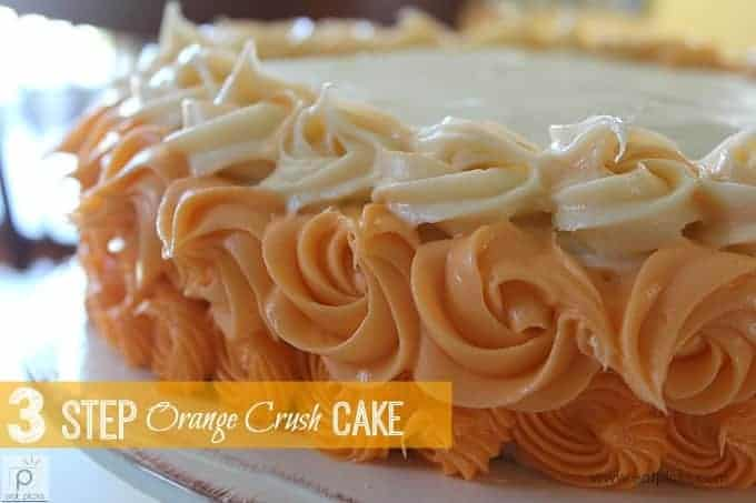 Orange Crush Cake Mix
