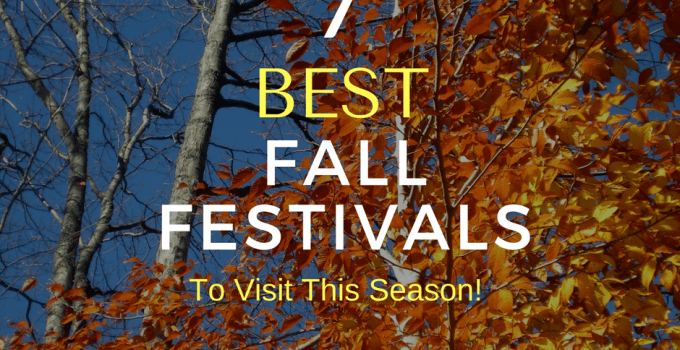 7 Best Fall Festivals to Visit in Capital District