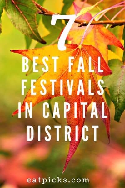 7 best fall festivals in capital district