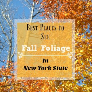 Best Places to See Fall Foliage in Beautiful New York