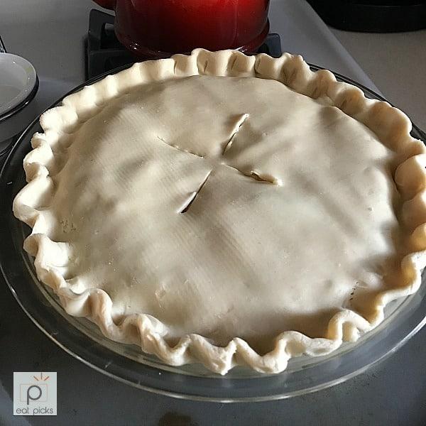 How To Make Easy Chicken Pot Pie {Recipe}