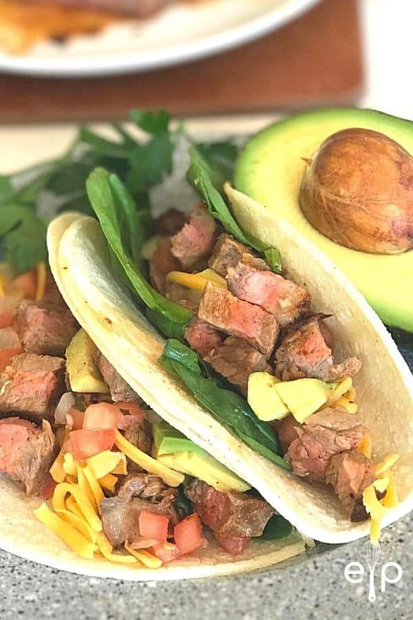best steak tacos