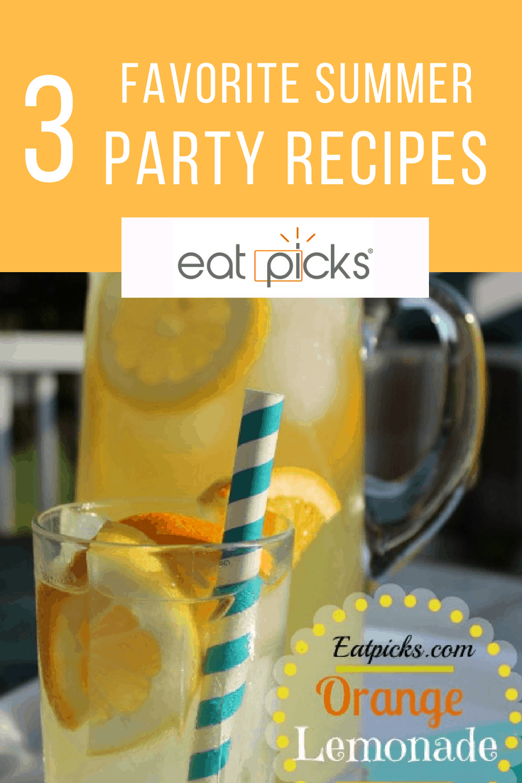 Summer Party Recipes