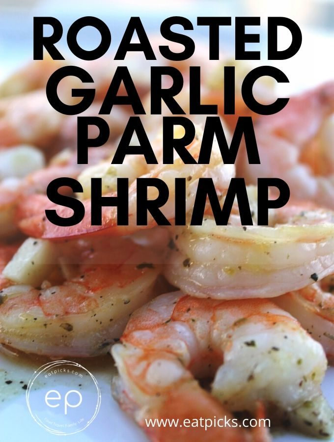 Garlic Parm Shrimp