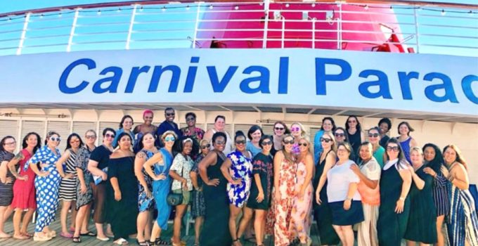 My First Carnival Cruise with Permission to Hustle