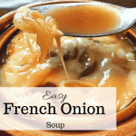 How to make Delicious French Onion Soup