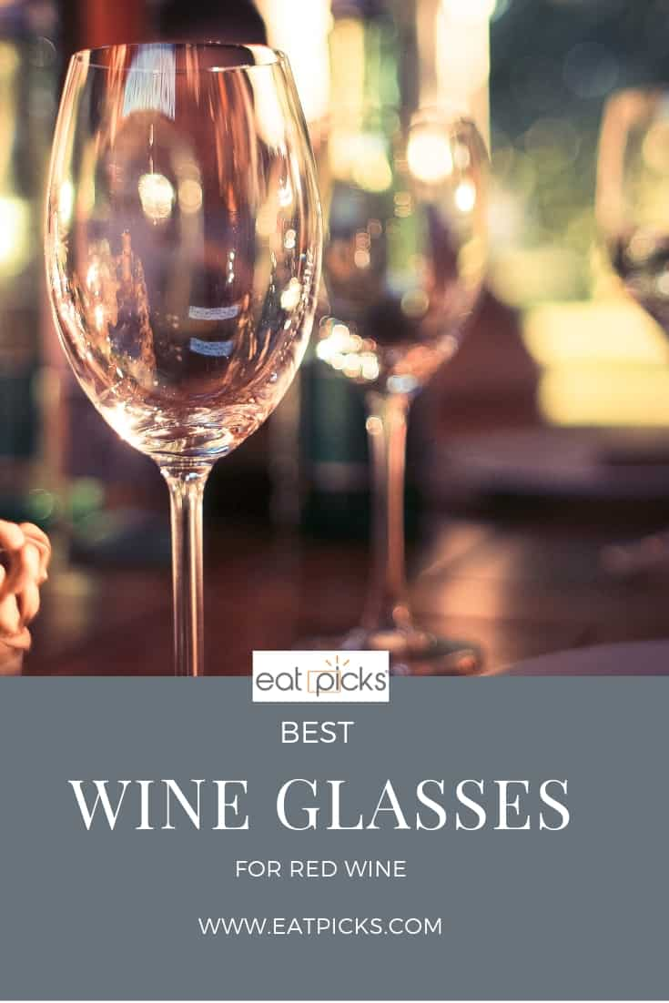 Best Wine Glasses for Red Wine- our top picks for glasses and gifts