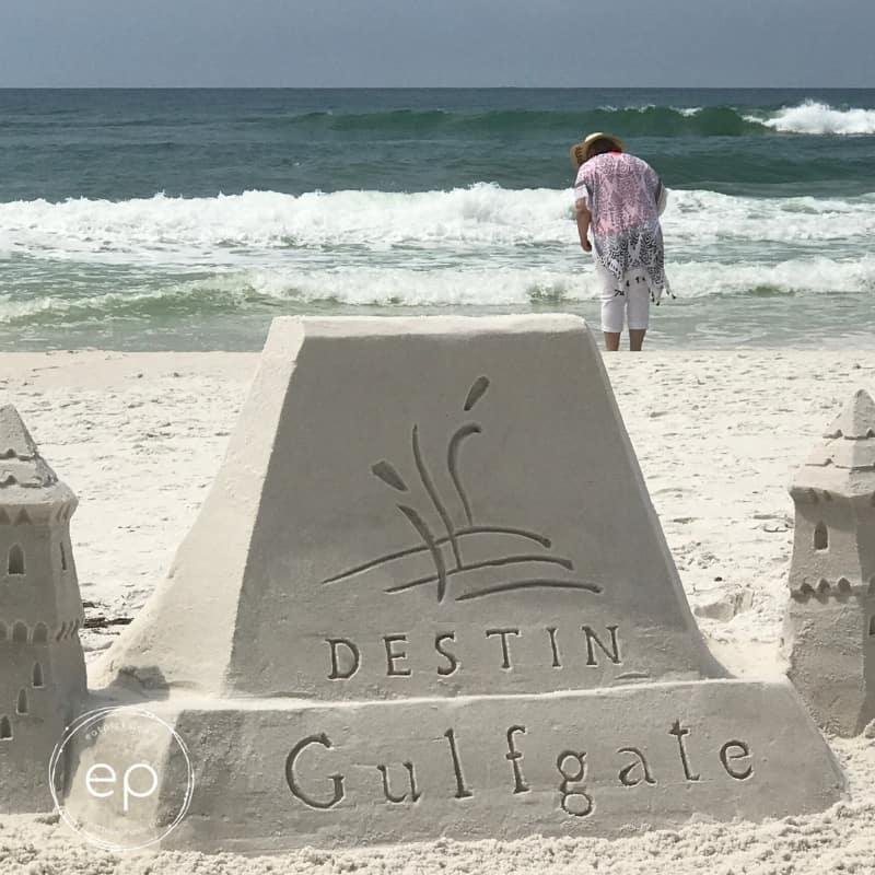 Destin Gulfgate Sand Sculpture