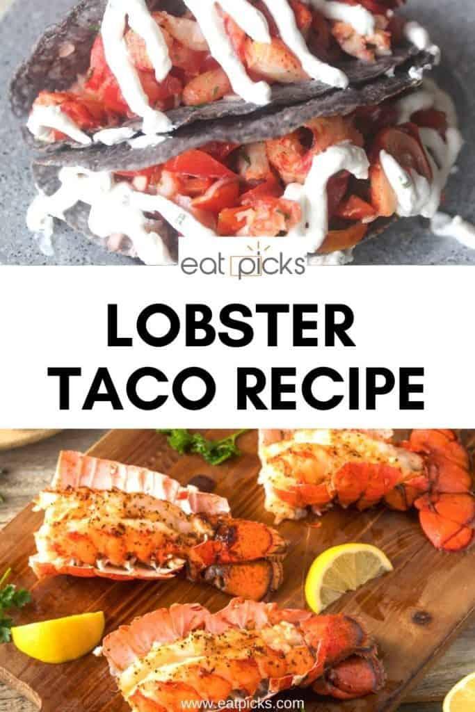 Lobster Taco Recipe
