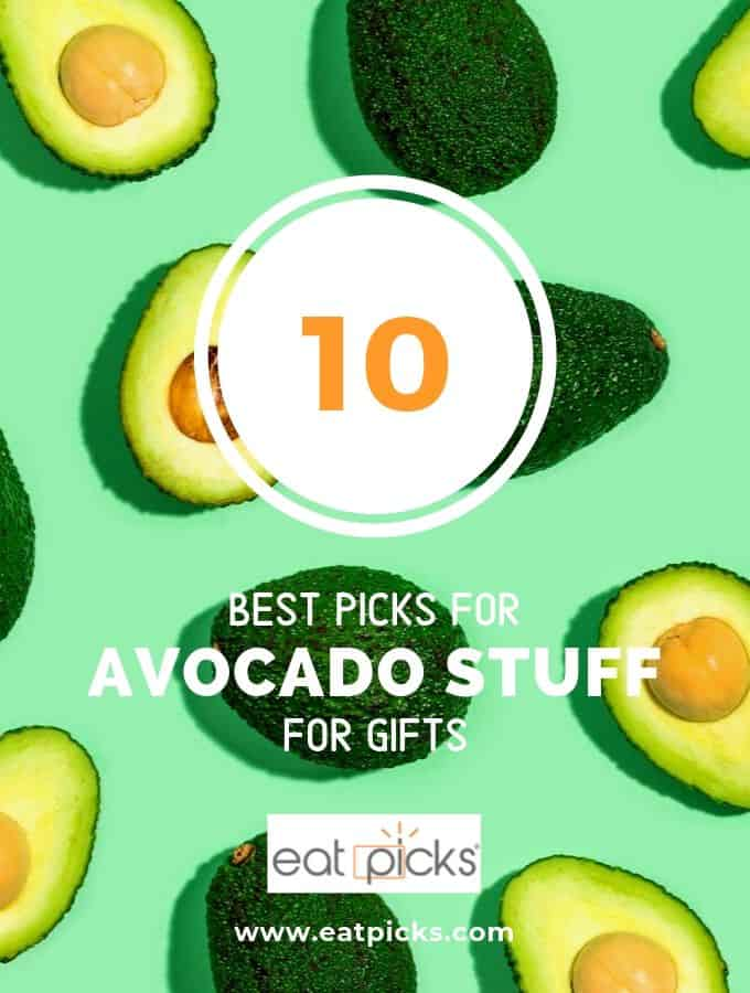 Best Picks Avocado Gift ideas