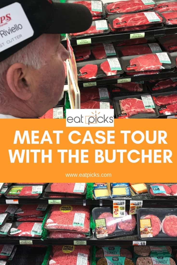 Meat case Tour With Butcher