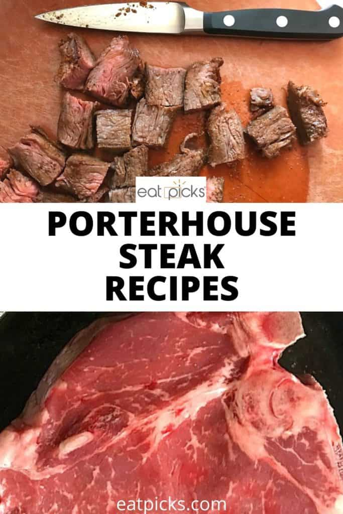 Porterhouse steak recipe