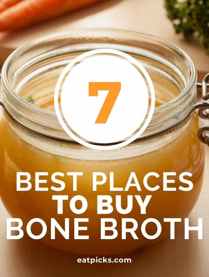 7 Best Places to Buy Bone Broth