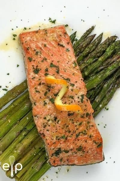 Orange Glazed Salmon