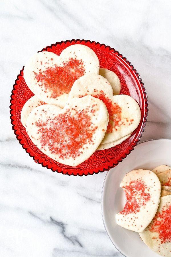 Crispy Sugar Cookies