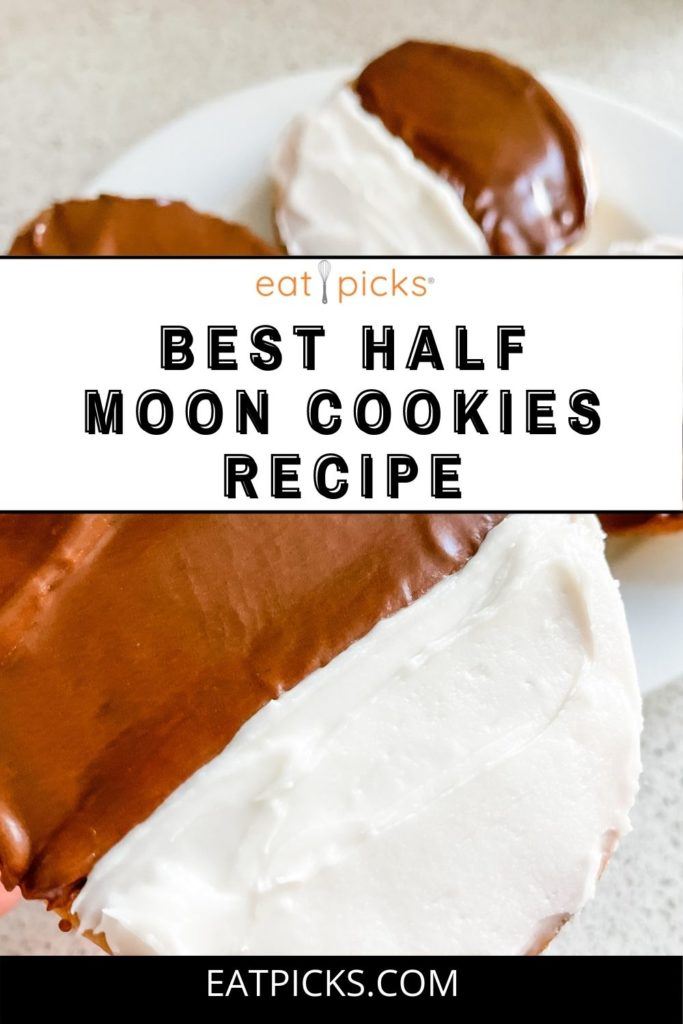 Best Half Moon Cookies Recipe